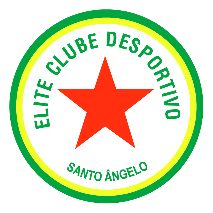 free vector Elite clube desportivo de santo angelo rs