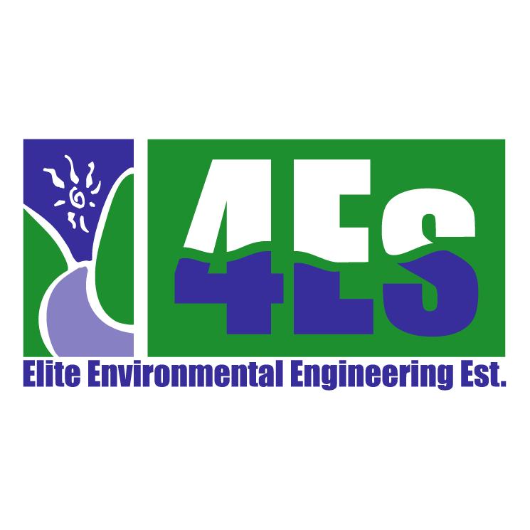 free vector Elite environmental engineering est