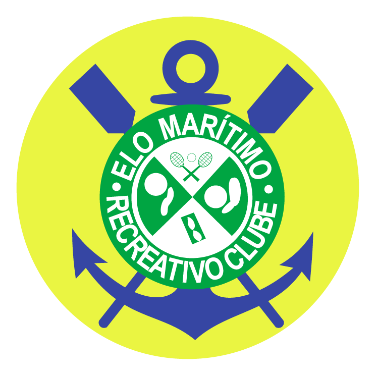 free vector Elo maritimo recreativo clube de belem pa