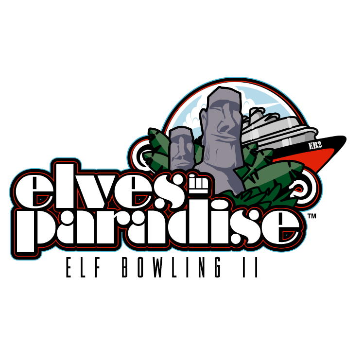 free vector Elves paradise
