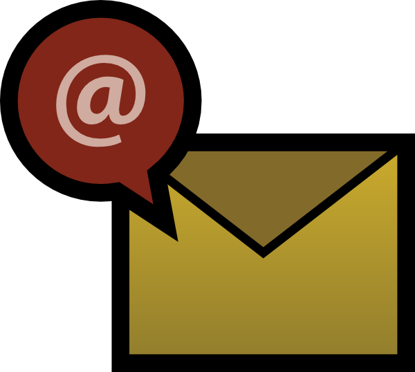 free vector Email clip art