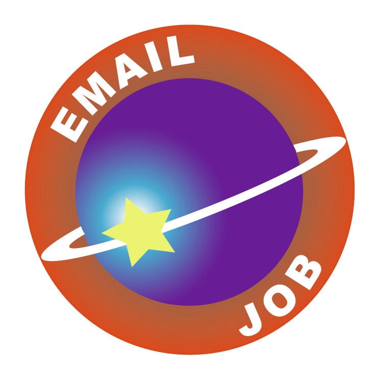 free vector Email job