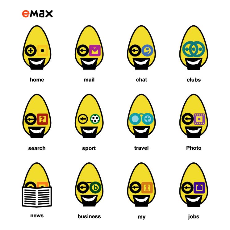 free vector Emax 0