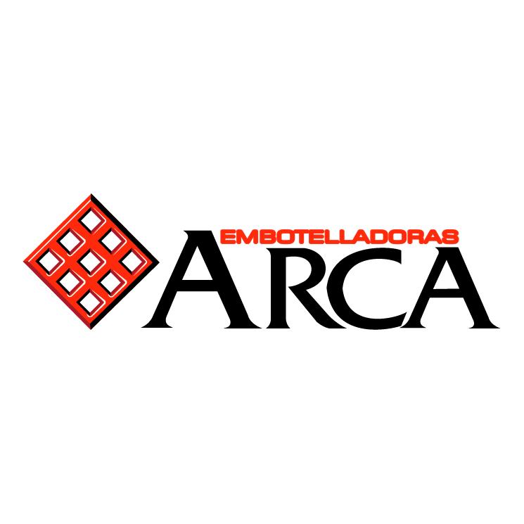 free vector Embotelladoras arca