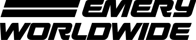 free vector Emery Worldwide logo