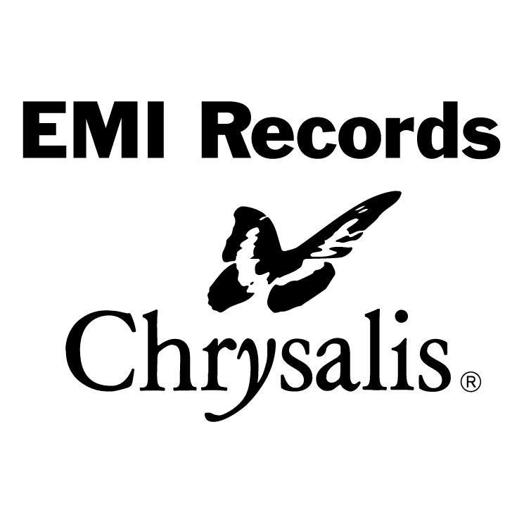 free vector Emi records 0