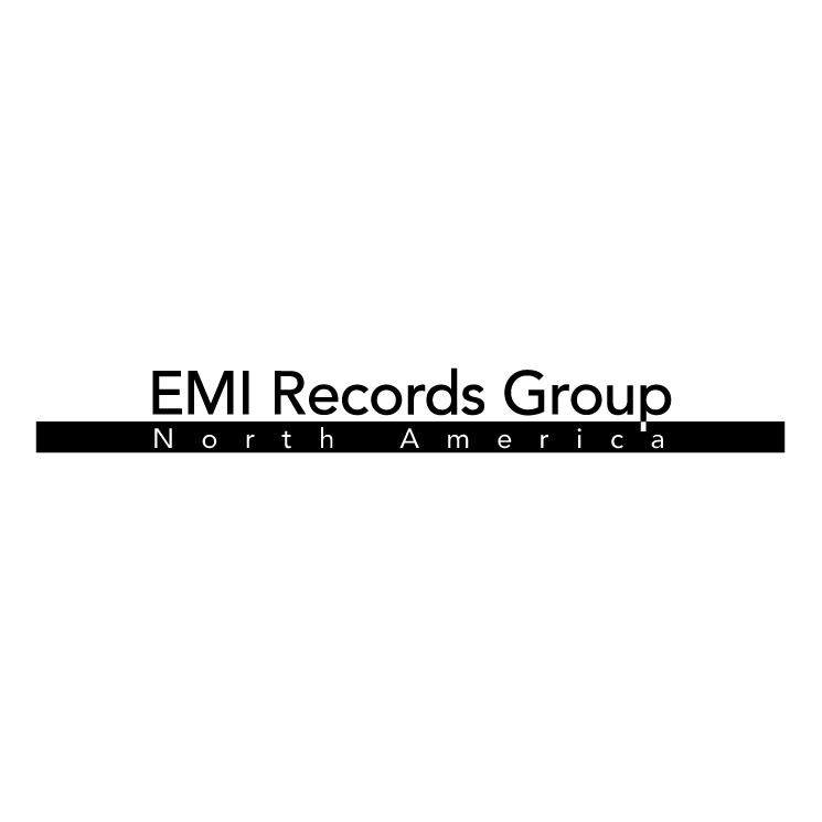 free vector Emi records group