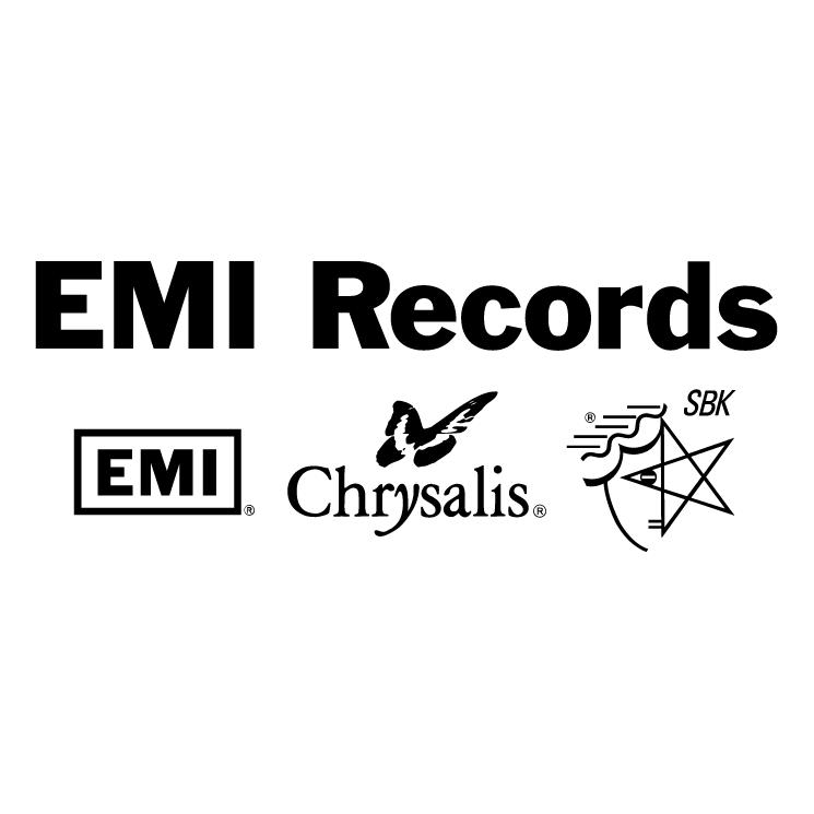 free vector Emi records