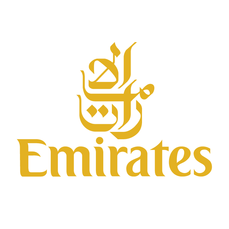 free vector Emirates airlines