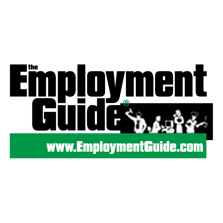 free vector Employment guide