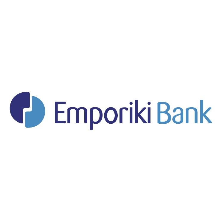 free vector Emporiki bank
