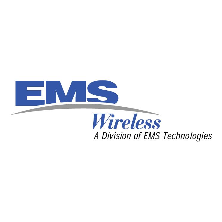 free vector Ems wireless