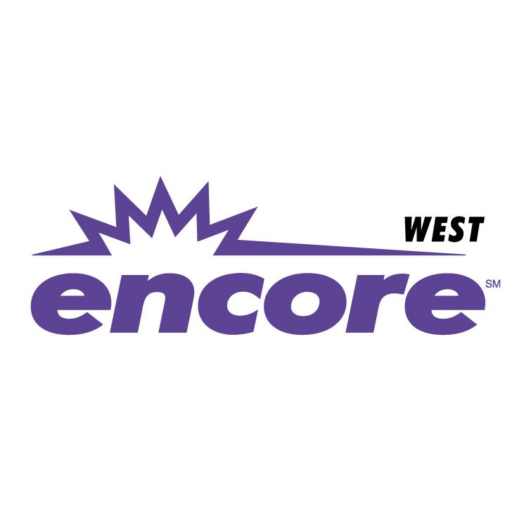 free vector Encore west 0