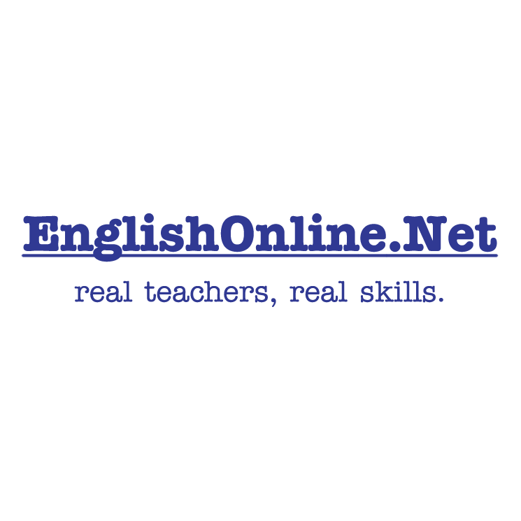 free vector Englishonlinenet