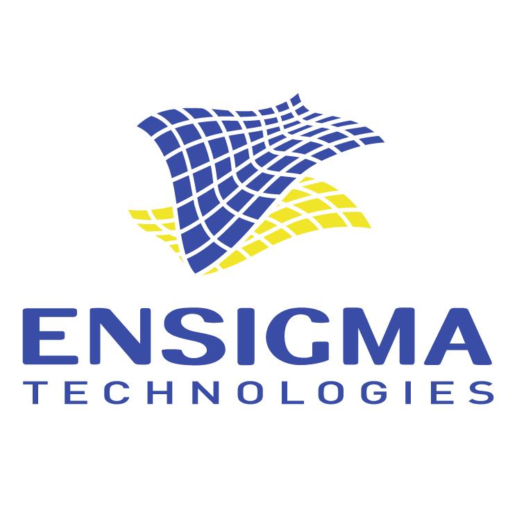 free vector Ensigma technologies 1