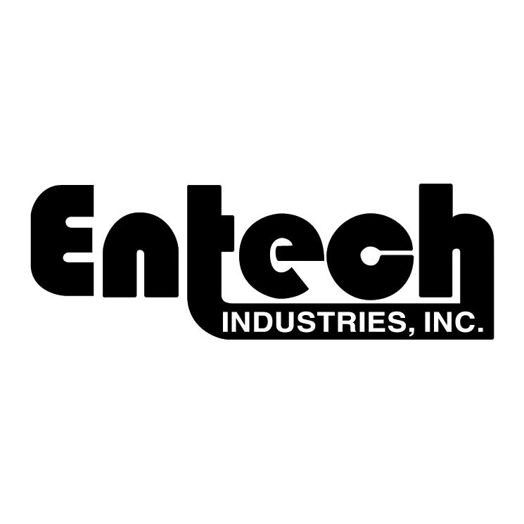 free vector Entech industries