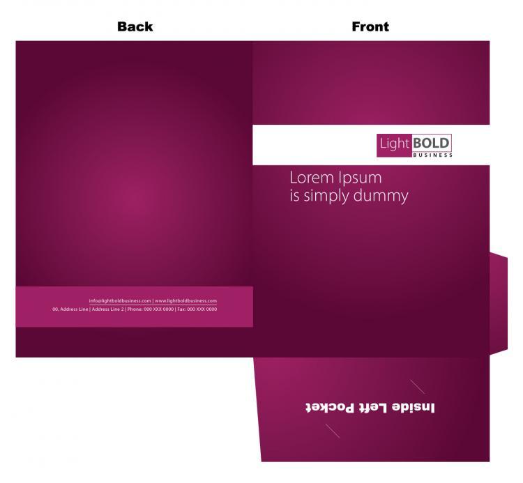 free vector Enterprise vi simple purple vector