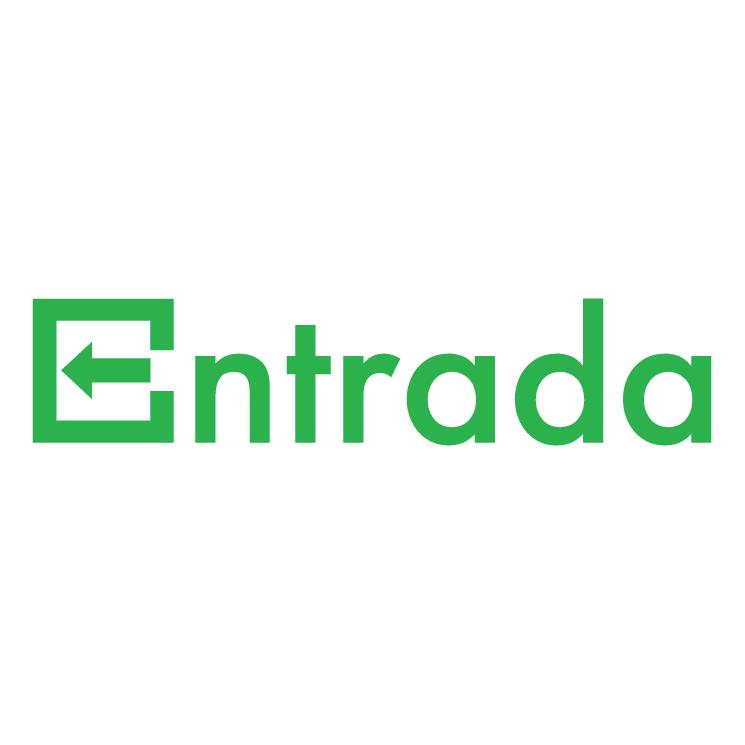 free vector Entrada