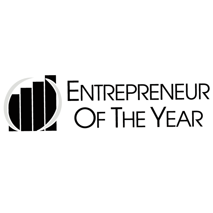 free vector Entrepreneur of the year