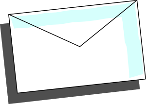 free vector Envelope Mail clip art