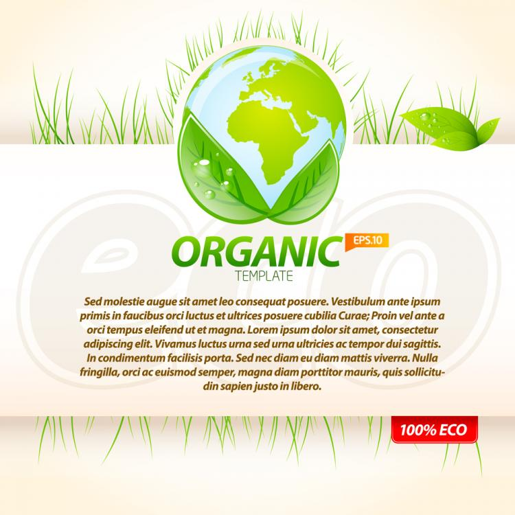 free vector Environmental layout design 04 vector