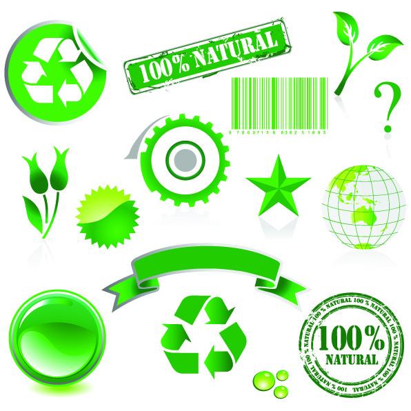 free vector Environmental theme vector 2193