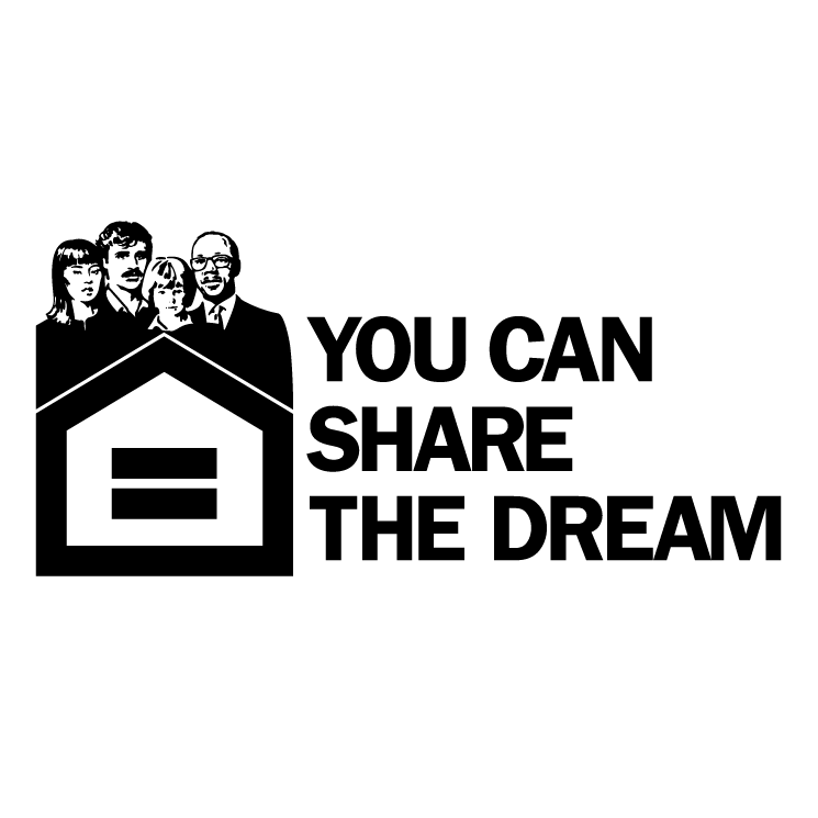free vector Equal housing opportunity 0