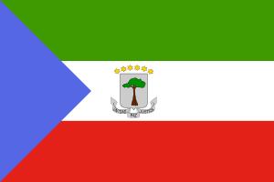 free vector Equatorial Guinea clip art