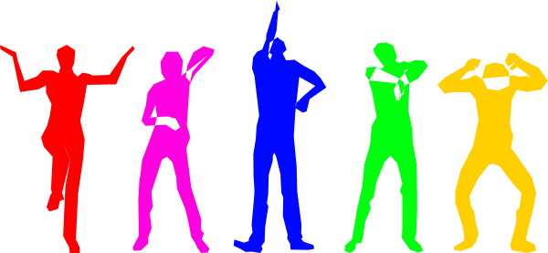 free vector Ericlemerdy Tecktonic Silhouettes clip art
