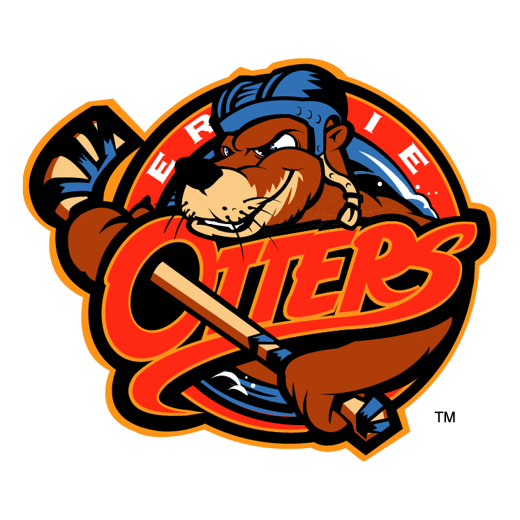 free vector Erie otters