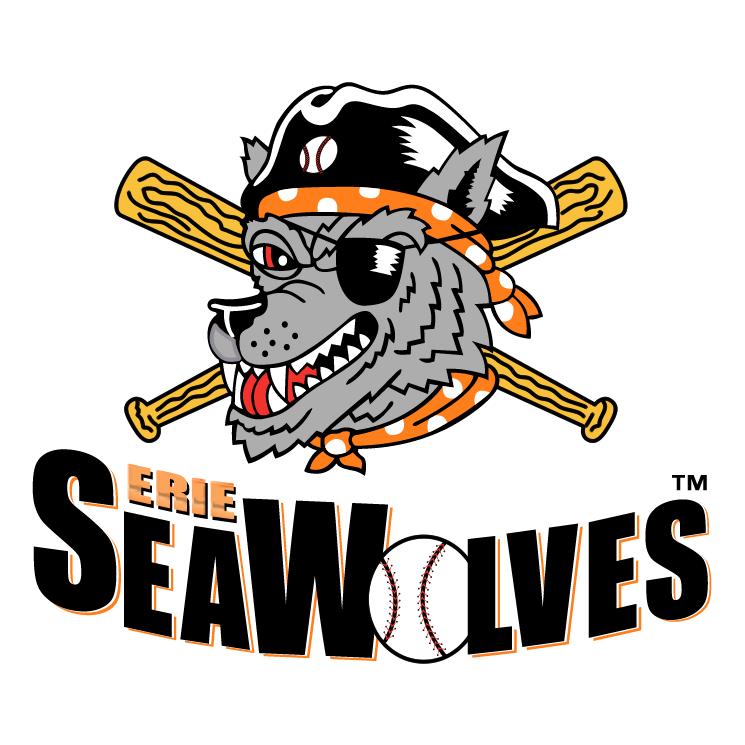 free vector Erie seawolves