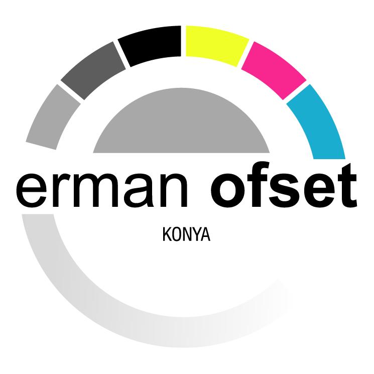 free vector Erman ofset