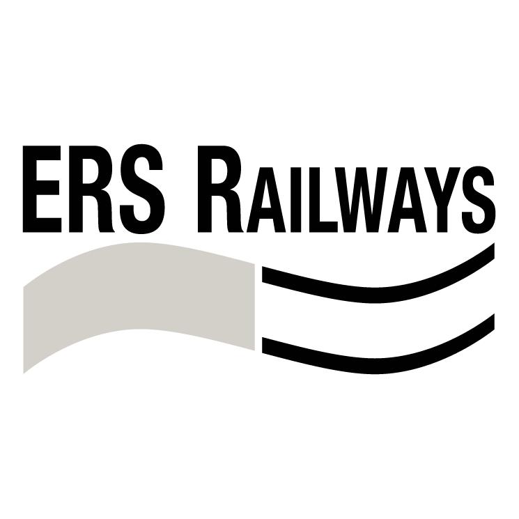 free vector Ers railways