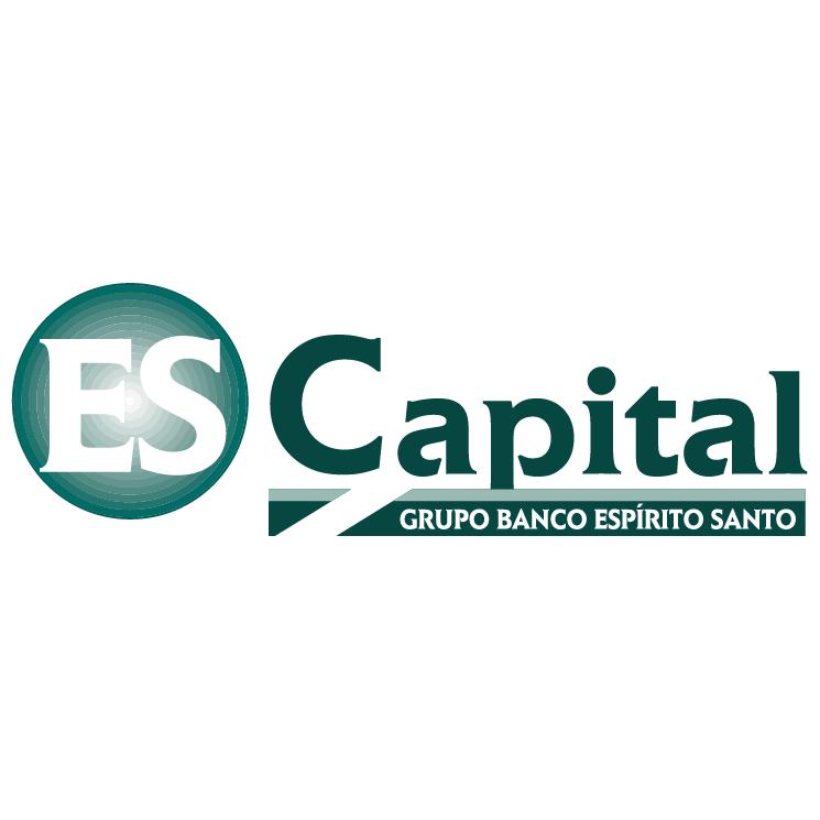 free vector Es capital