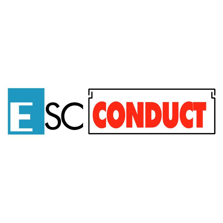 free vector Esc conduct