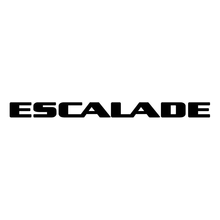 free vector Escalade