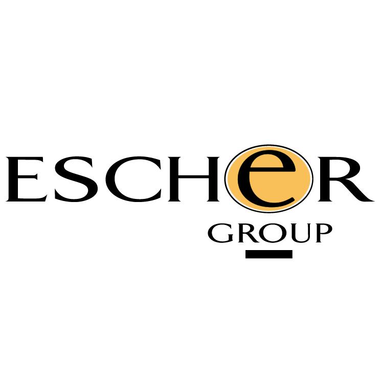 free vector Escher group