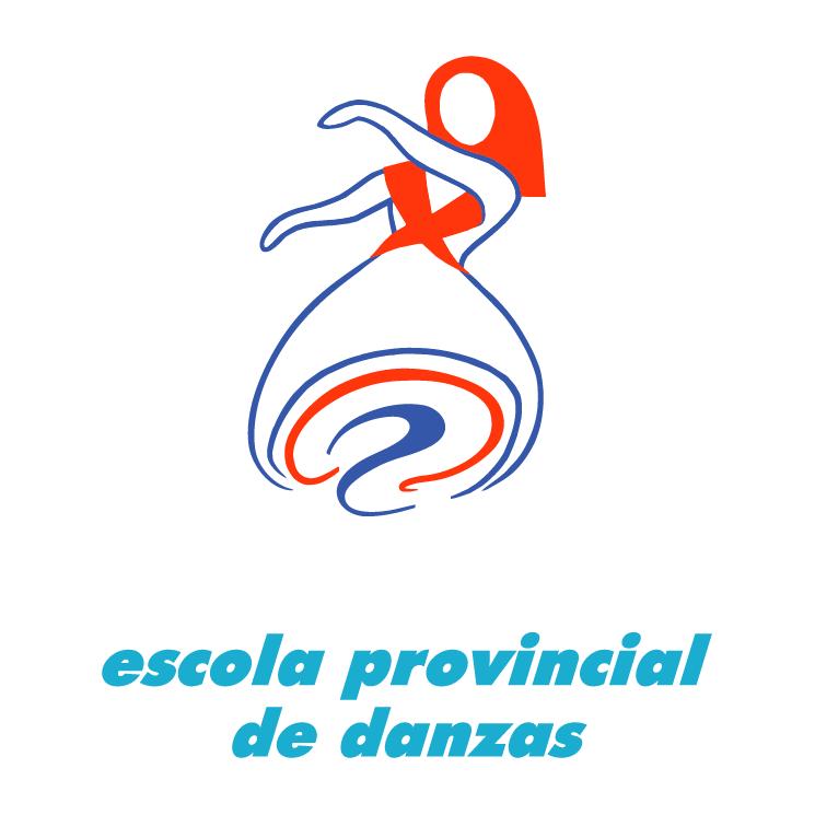 free vector Escola provincial de danzas