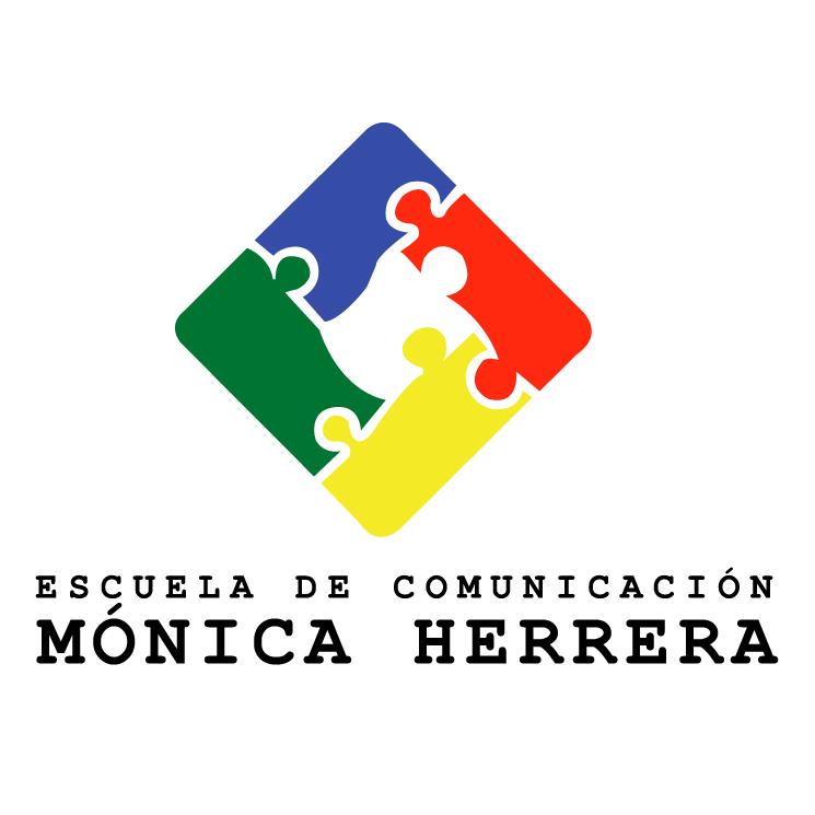 free vector Escuela de comunicacion monica herrera