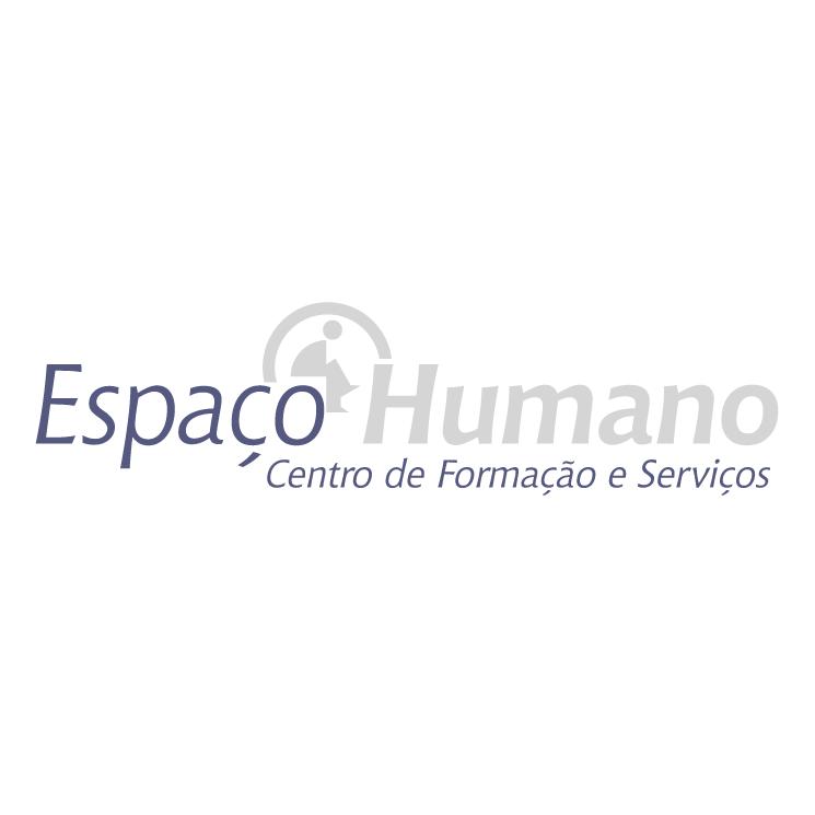 free vector Espaco humano