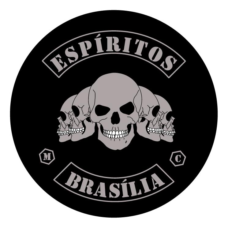 free vector Espiritos brasilia mc
