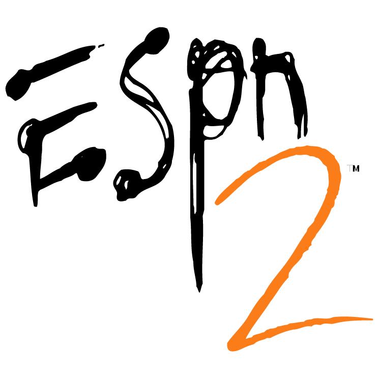 free vector Espn 2 0