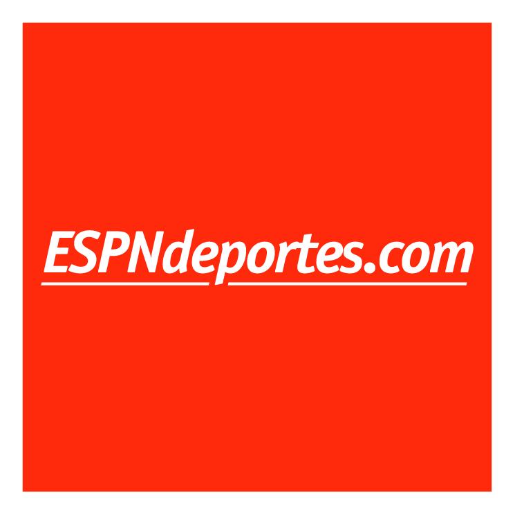 free vector Espn deportes