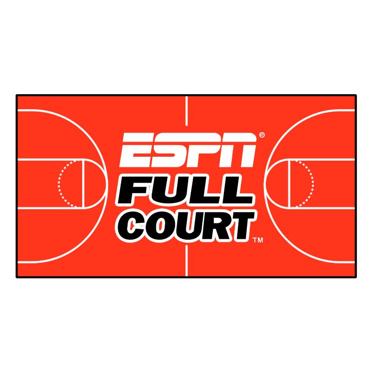 free vector Espn full court