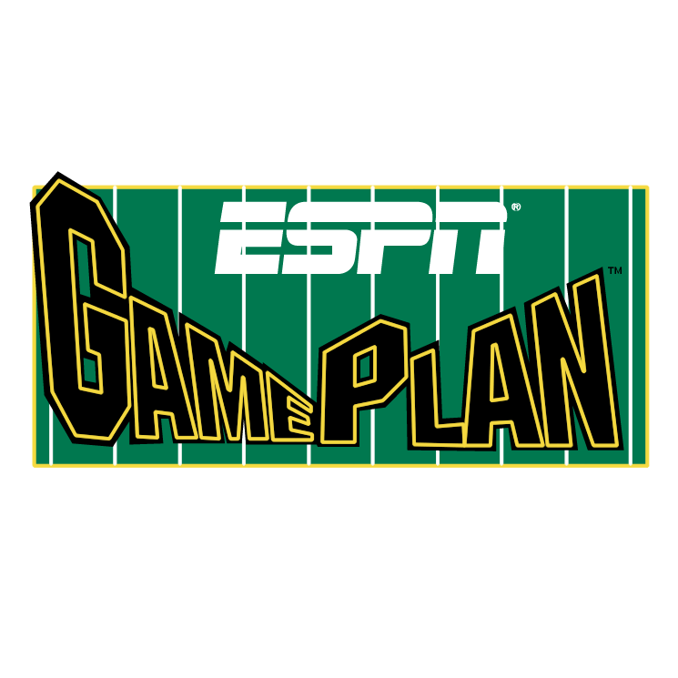free vector Espn game plan