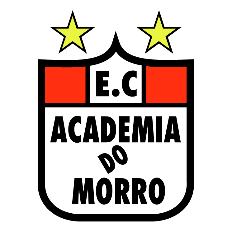 free vector Esporte clube academia do morro de porto alegre rs