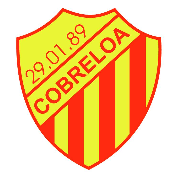 free vector Esporte clube cobreloa de viamao rs