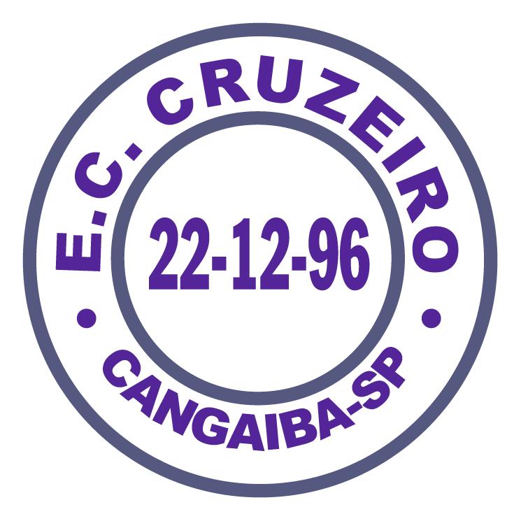 free vector Esporte clube cruzeiro de sao paulo sp