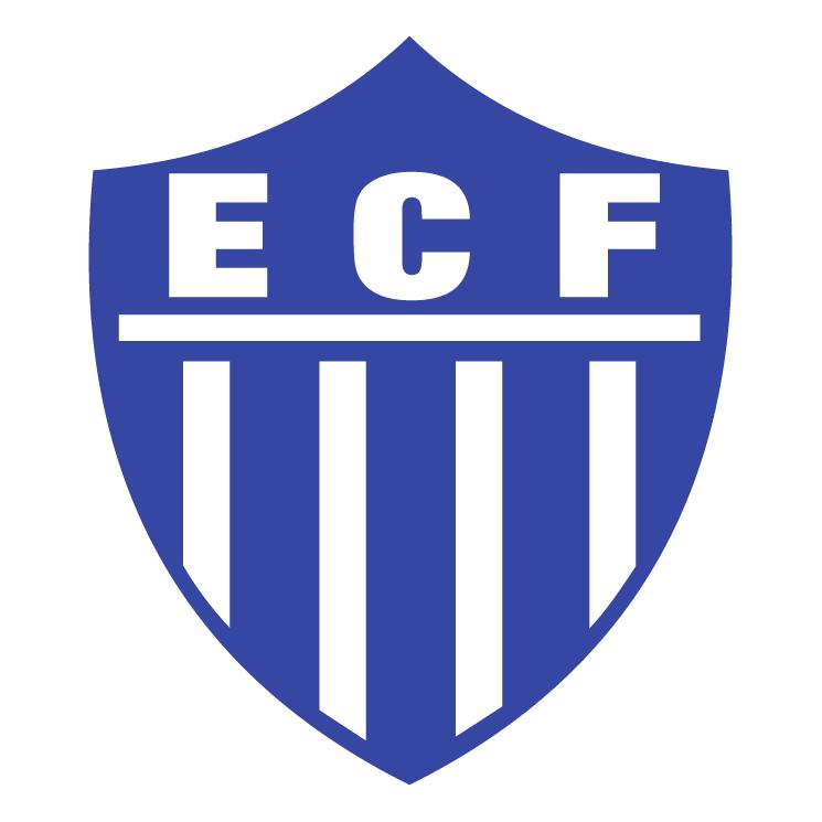 free vector Esporte clube floriano de bom retiro do sul rs