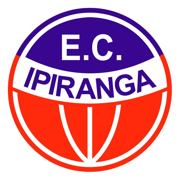 free vector Esporte clube ipiranga de sarandi rs